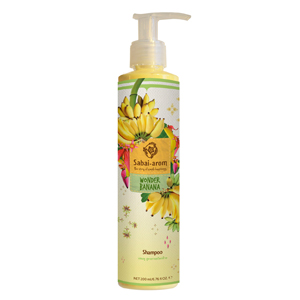 Wonder Banana Extra Fluffy Conditioning Shampoo
