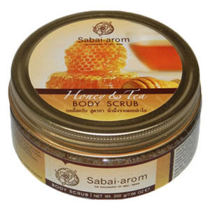 Honey Tea Body Scrub