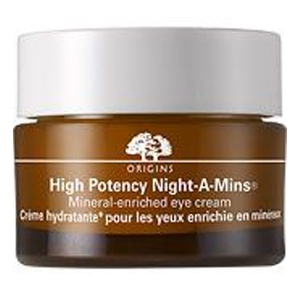 High Potency Night-A-Mins Mineral-enriched eye cream