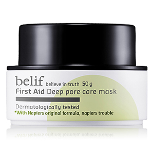 First Aid – Deep Pore Care Mask