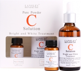 LANSLEY Bright & White Pure C & C Solution