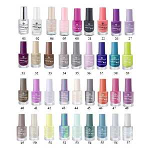 color & go quick drying nail polish