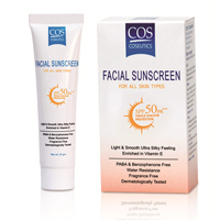 Facial Sunscreen SPF50 PA+++