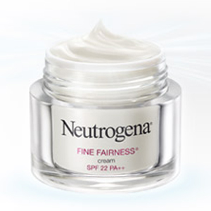 Fine Fairness Cream SPF22 PA++