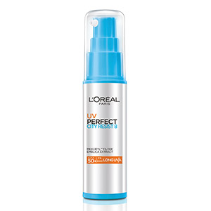UV Perfect City Resist 8 SPF50+/PA++++