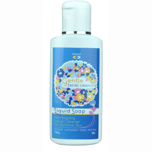 Gentle Facial Cleansing Liquid Soap