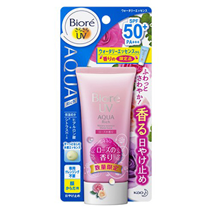 Biore UV Aqua Rich Watery Essence Rose SPF 50+/PA+++