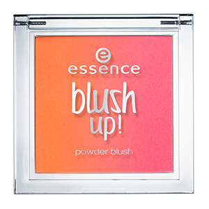 new in town blush up! powder blush