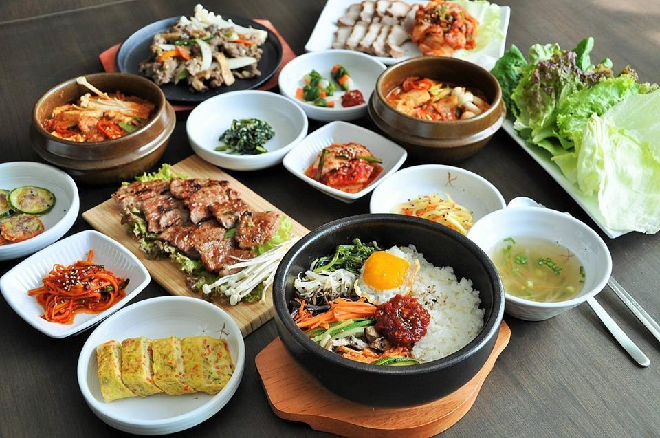 kiani korean food