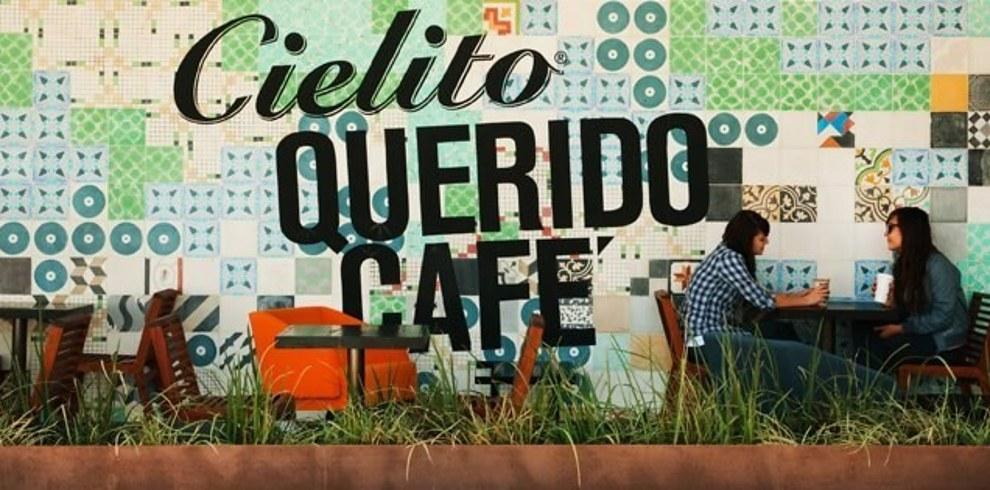 Cielito Querido Café in Mexico City
