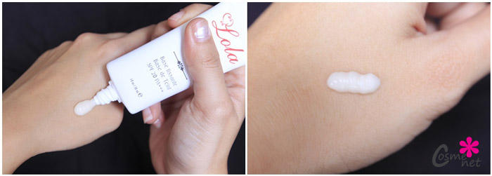 test LOLA Refine Prime Brightening Primer