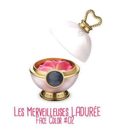 Les Merveilleuses Laduree Face Color