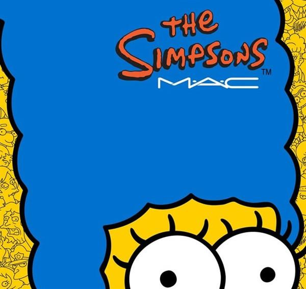MAC x Marge The Simpsons Collection for Fall 2014