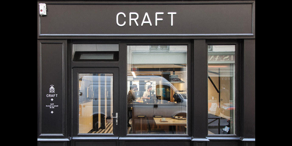 Cafe Craft in Paris