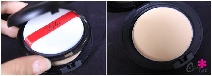 test LOLA Mineral Express Pressed Powder