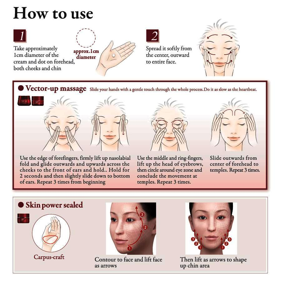 sk ii how to use