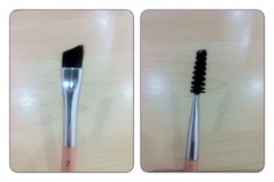 Duo Angled Cut Spooley Brush