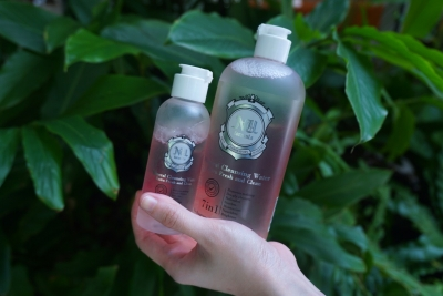 Mineral Cleansing Water Extra Fresh and Clean