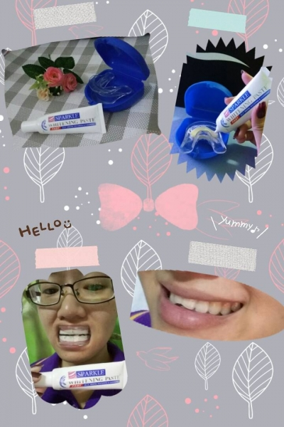 Whitening kit (New Formula Brand From USA.)