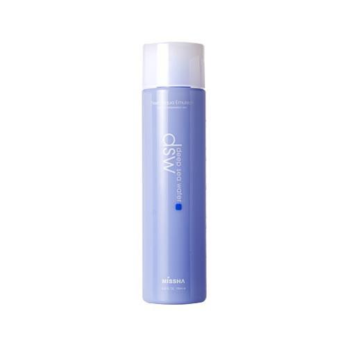Deep Sea Water Fresh Aqua Emulsion (Oily & Combination Skin types)