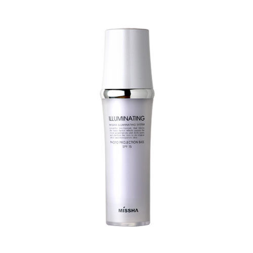 Illuminating Photo Projection Base SPF 15 (Violet)