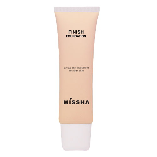 Finish Foundation (No.13/Light Beige)