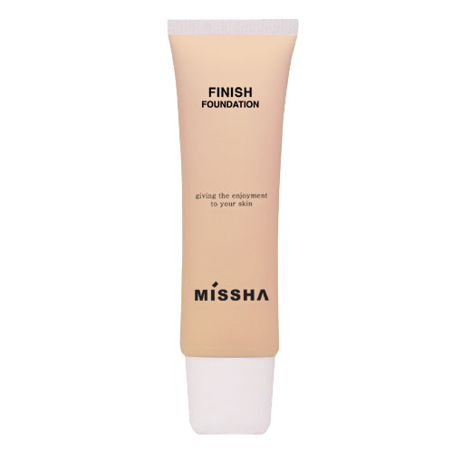 Finish Foundation (No.23/Sand Beige)