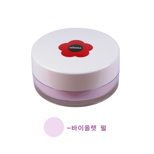 Flower Face Powder (Pearl Violet)