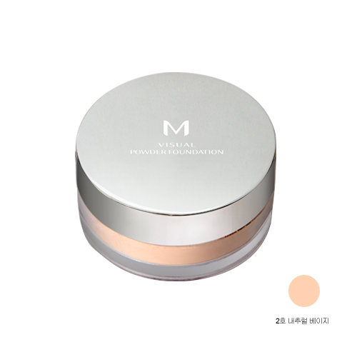 M Visual Powder Foundation