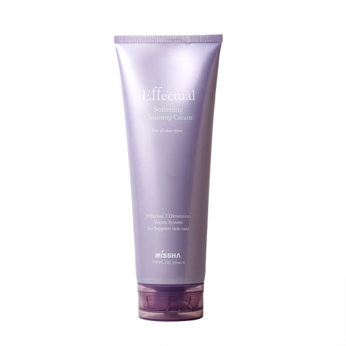 Effectual Softening Cleansing Foam (All Skin Types)