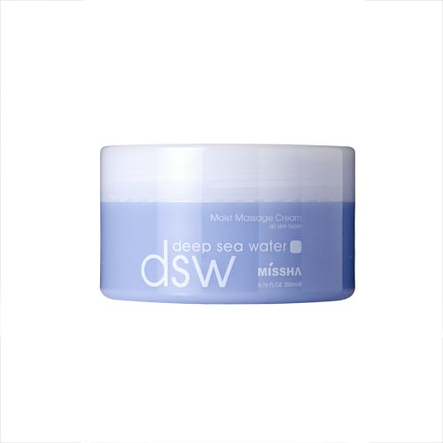 Deep Sea Water Moist Massage Cream (All Skin Types)