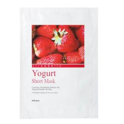 Strawberry Yogurt Sheet Mask