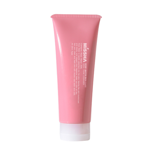 Rose Water Ideal Foam Cleanser