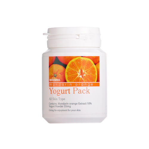 Mandarin Orange Yogurt Pack