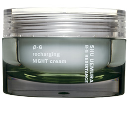 b-G Recharging Night Cream