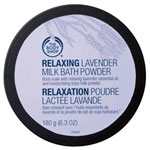 Relaxing Lavender Milk Bath Powder