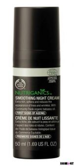 Nutriganics Smoothing Night Cream