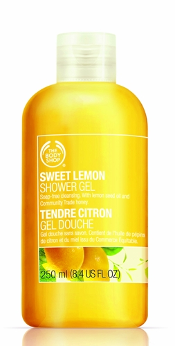 Sweet Lemon Shower Gel