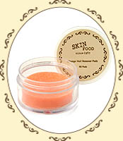 Orange Nail Remover Jelly Pads
