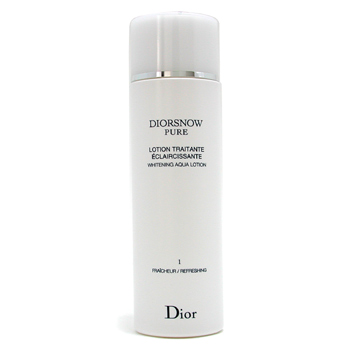 Diorsnow Sublissime - Whitening Fresh Lotion