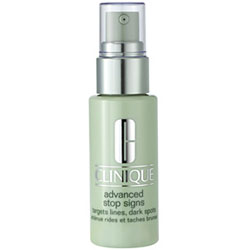 Advanced Stop Signs Age Defending Serum