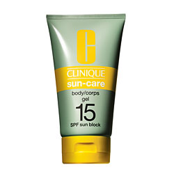 UV-Response Body Gel-Lotion SPF15