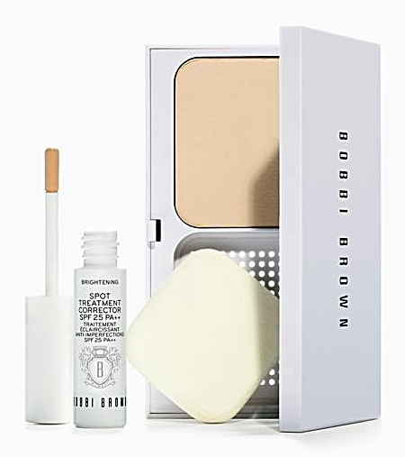 BRIGHTENING POWDER COMPACT FOUNDATION SPF 25 PA+++