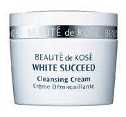 WHITE SUCCEED Cleansing Cream