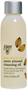 Nuts about you-sweet almond cleansing oil