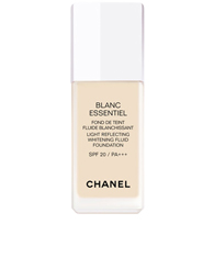 BLANC ESSENTIELLIGHT-REFLECTING WHITENING FLUID FOUNDATION SPF 20 / PA +++