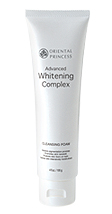 Advanced Whitening Complex Cleansing Foam
