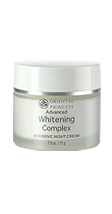 Advanced Whitening Complex Intensive Night Cream
