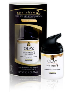 Total Effects7X Visible Anti-Aging Vitamin Complex - with UV Protection