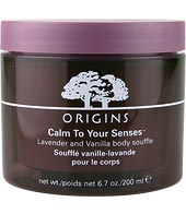 Calm To Your Senses Lavender and Vanilla body souffle
